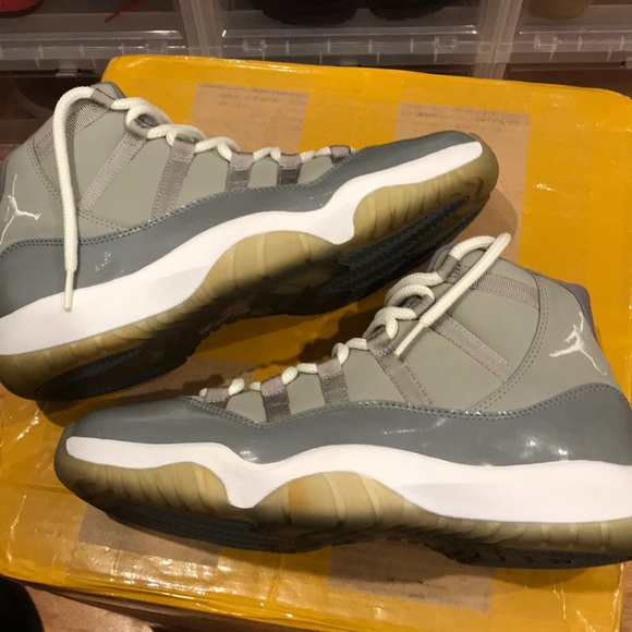 new product 58d18 042f8 Jordan 11 high cool grey with og box